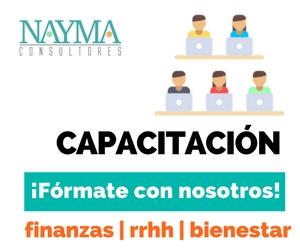 Capacitación Nayma Consultores