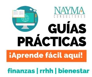 Guías Prácticas Finanzas RRHH Bienestar